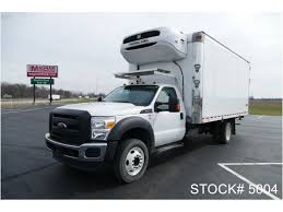 100 Reefer Truck For Sale D F550 In Lima OH Used S On Buysellsearch