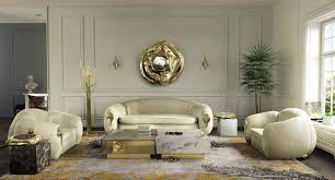 104 Luxurious Living Rooms Get The Look Room