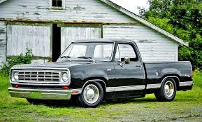 1975 Dodge D100 Adventurer Sport | Dodge Trucks Old | Pinterest ...