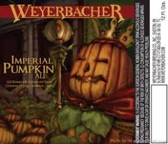 Long Trail Pumpkin Ale Calories by Weyerbacher Imperial Pumpkin Ale