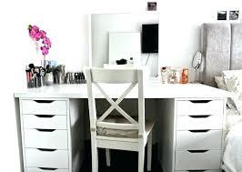 Makeup Desk With Lights Vanity Mirror With Lights Mirrored Makeup