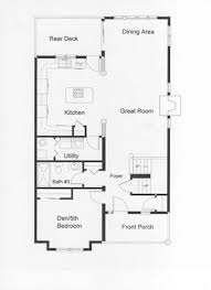 Stunning Images Story Open Floor Plans by Stunning Inspiration Ideas Open Floor Plans Narrow Lot 3 House
