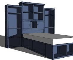 Ana White Farmhouse Headboard by Bedroom Exquisite Ana White Farmhouse Storage Bed With Storage
