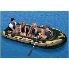 Intex Excursion 5 Floor Board by Amazon Com Seahawk 400 Set Open Water Inflatable Rafts