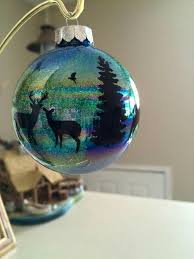 Sweet Irridescent Ornaments And Green Blue Glitter Choose A Vinyl For The