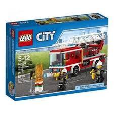 100 Lego Tanker Truck Cari Harga LEGO City 60111 Fire Utility Mainan Blok Puzzle