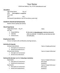 Achievement Resume Examples Sample Accomplishments Section New Awards