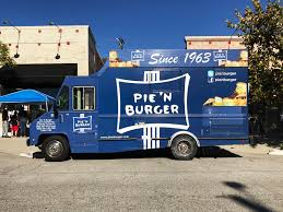 100 Los Angeles Food Trucks The Pie N Burger Truck In A CULINARY PHOTO JOURNAL