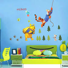 Winnie The Pooh Nursery Decor For Boy by Winnie The Pooh Nursery Wall Decals Kids Room Decorations Adorable