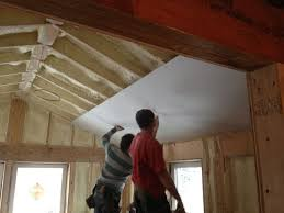 Insulating Cathedral Ceiling With Roxul by Insulation Basics What To Know About Spray Foam