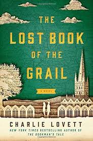 The Lost Book Of Grail By Charlie Lovett