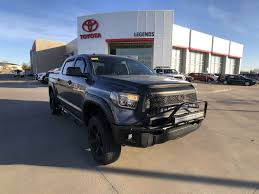 100 Truck 2014 PreOwned Toyota Tundra 4WD SR5