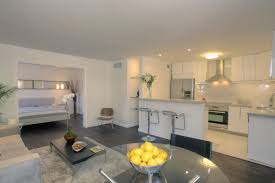 Image Of Kitchen Living Room Combination