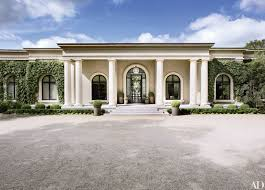 Neoclassical House 9 Neoclassical Homes From The Ad Archives Architectural Digest