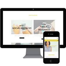 100 Studio 101 Designs Kristen Leigh Portfolio Psychology Backed Web Design