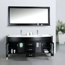 48 Inch Double Sink Vanity White by Sinks Black Double Sink Vanity Top Black Basin Vanity Black