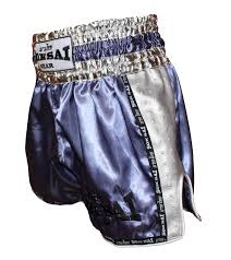sok sai retro leather satin shorts ssmrls 001 blue silver the
