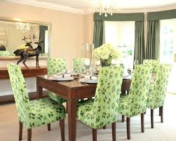 Dining Room Chair Slipcovers Pattern Photo Of Nifty Mesmerizing
