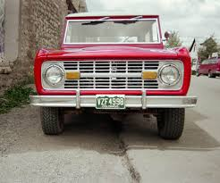 Ford Is Bringing Back The Bronco — And Jobs — To Michigan - NBC News Elite Prerunner Winch Front Bumperford Ranger 8392ford Crucial Cars Ford Bronco Advance Auto Parts At Least Donald Trump Got Us More Cfirmation Of A New Details On The 2019 20 James Campbell 1966 Old Truck Guy Bronco Race Truck Burnout 2 Youtube And Are Coming Back Business Insider 21996 Seat Cover Driver Bottom Tan Richmond Official Coming Back Automobile Magazine 1971 For Sale 2003082 Hemmings Motor News Is Bring Jobs To Michigan Nbc