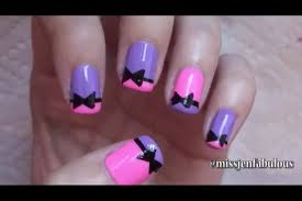 Easy Beginner Nail Art Designs