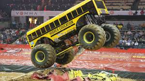 Monster Jam Car 10060 Pacify Mind Desktop Background