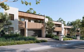 100 New Townhouses For Sale Melbourne Townhouse Development The Beaumont Sets Luxury Standard In