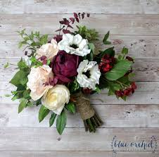 Fall Wedding Bouquet Flowers Bridal