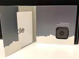 After Taking The Tracker Out Of Its Very Simple Packaging And Downloading Tile App For IOS You Simply Pair With Your Smartphone Are