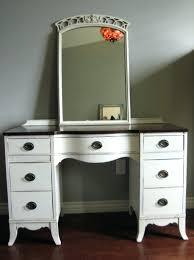 Vintage Vanity Dresser Set by Dressers Tips Bedroom Vanity Mirror With Lights Desk Brilliant