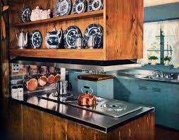 1365 Best Vintage Kitchens Images On Pinterest