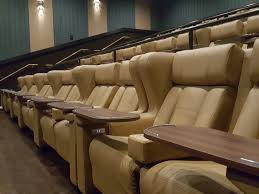 Isaac Swivel Chair Avocado by Cobb Cinébistro Features Movies With Taste Sarasota Foodies