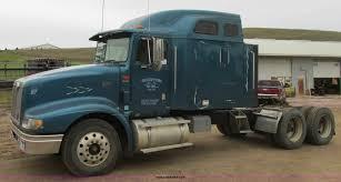 100 International Semi Truck 2000 9400 Eagle Semi Truck Item I6104 SOLD