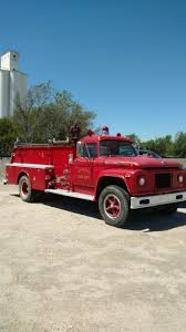 100 Ford Fire Truck 1969 Truck Street Machinery