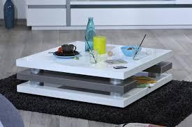 carree bleu table basse blanc laque but brillant acrylique