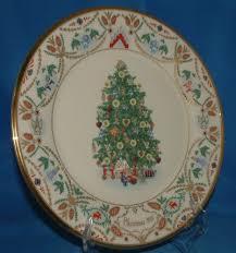 Lenox 2000 Christmas Trees Around The World Plate Sweden