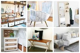 15 Stylish DIY Bedroom Furniture Ideas to Update and Refresh Your