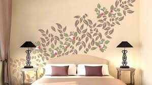 pochoir chambre bébé 34 pochoir mural arbre idees