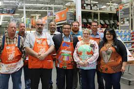 Great to visit the Home Depot in Lompoc Congressman Salud