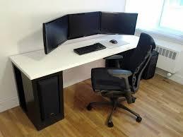 Modern puter Desk — Contemporary HomesContemporary Homes