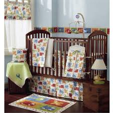 baby monster crib bedding set baby bedding blankets and more at