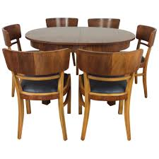 Art Deco Dining Room Sets - 79 For Sale At 1stdibs Blonde Woman In Black Kitchen Ding Room Side Stock Image Art Deco Table Plus 4 Matching Chairs 509692 Ball And Claw Pladelphia Chair Kennedy Ding Suite With Benson Chairs Focus On Fniture Drexel Heritage Compatibles Wood Set Four City Brewing Publicans Gathering W Lager Alf Italy Modern Chairish Stunning Retro Ercol Vintage Light Brooklyn Home Tour Style Drop Leaf Quaker Back Mcm Blonde Splayed Leg Table 5 Picked 54 Round Elegant Pine Center Or Intended