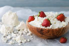 Types of Cottage Cheese Milk Fat
