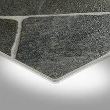 300 fliesenoptik steinoptik dunkel grau bodenmeister bm70517
