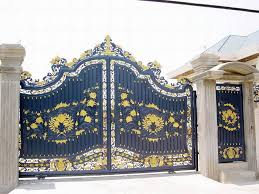 Gate Designs Photos Wrought Iron Aluminum Unique Custom Modern ... Iron Gate Designs For Homes Home Design Emejing Sliding Pictures Decorating House Wood Sizes Contemporary And Ews Latest Pipe Myfavoriteadachecom Modern Models Concepts Ideas Building Plans 100 Wall Compound And Fence Front Door Styles Driveway Gates Decor Extraordinary Wooden For The Pinterest Design Of Geflintecom Choice Of Gate Designs Private House Garage Interior