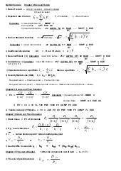 Sinking Fund Formula Pdf by Cfa L1 Exam Formula U0026 Concepts Sheet 2013