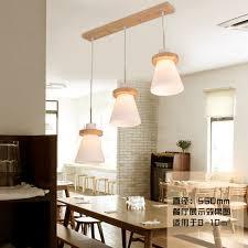 holz pendelleuchten glas lenschirm dekorative le indoor mahlzeiten esszimmer vintage le e27 gast droplight esszimmer le