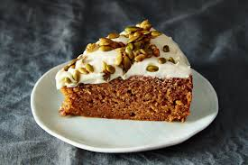 Desserts With Pumpkin Seeds by How To Make Pumpkin Cake With Caramelized Pumpkin Seeds