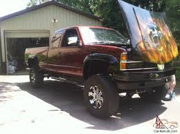 100 Truck For Sell MUST SELL FAST 1989 Chevy K2500 Lifted Show Truck Custom Paint