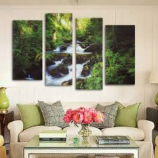 Decorating Ideas For Living Room With Green Walls