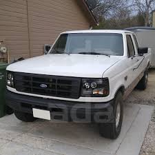 1992-1996 Ford Bronco/F150/F250/F350 [LED Halo] Projector Black ...
